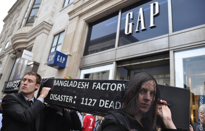 Experts rank Gap the world's worst company for failing