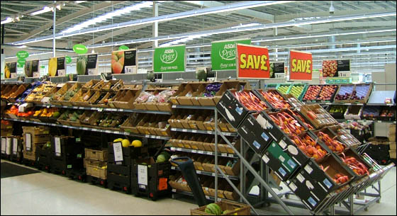 market report on tesco a grocery retailer Everything that british supermarkets thought was true the discount retailers like aldi and lidl have fundamentally disrupted the market and the big four - tesco.