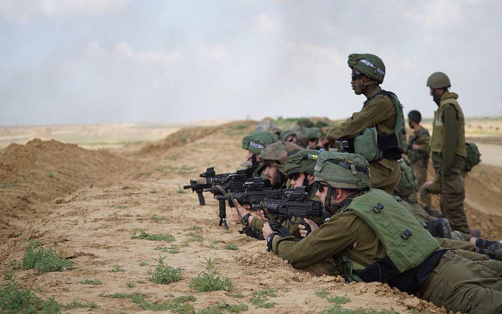 Credit: IDF