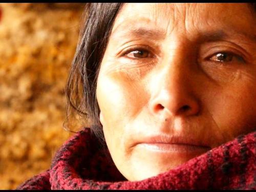 Maxima Acuna: indigenous woman defending her land  (Photo credit:Jorge Chavez)