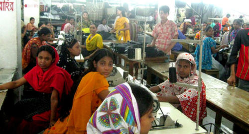 Sweatshops in Bangladesh | War on Want