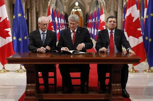 What Is Ceta War On Want