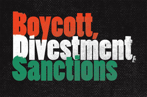 """Boycott, Divestment, Sanctions"""